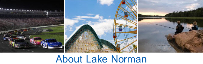 About Lake Norman